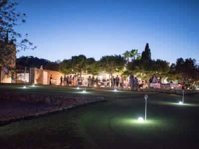 Golf Ibiza, Hoyo 19 Restaurant