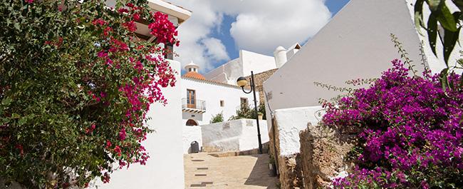 Pueblos de Ibiza