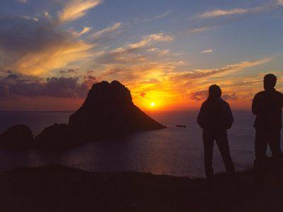 Atardecer en Es Vedrá, Ibiza