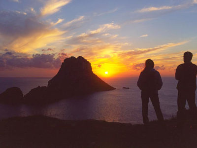 Puesta de sol, Ibiza