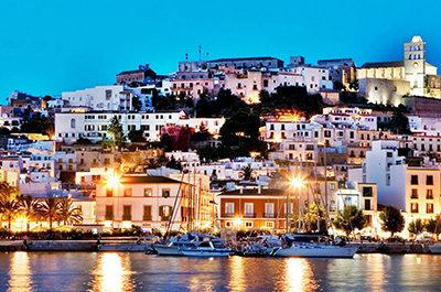 Ibiza en diciembre